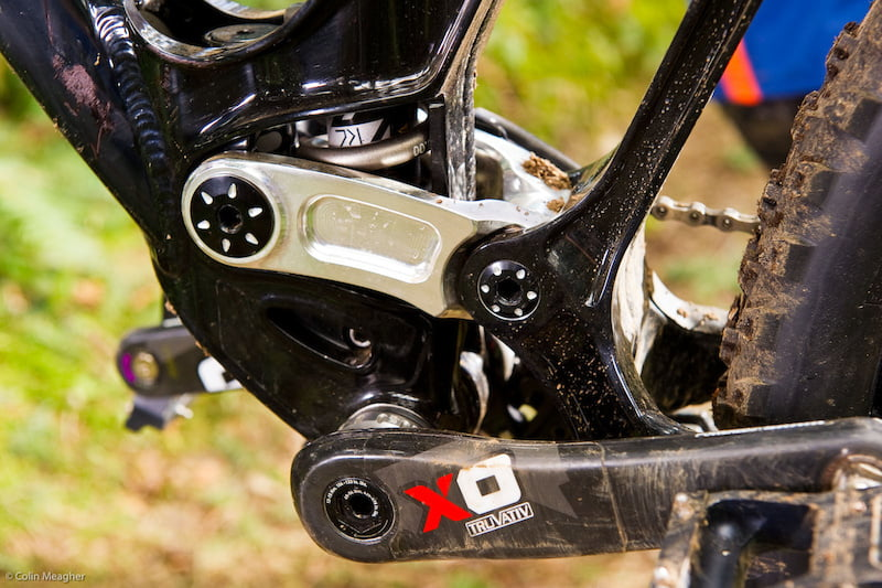Luke Strobel's Pivot Phoenix Bike Check