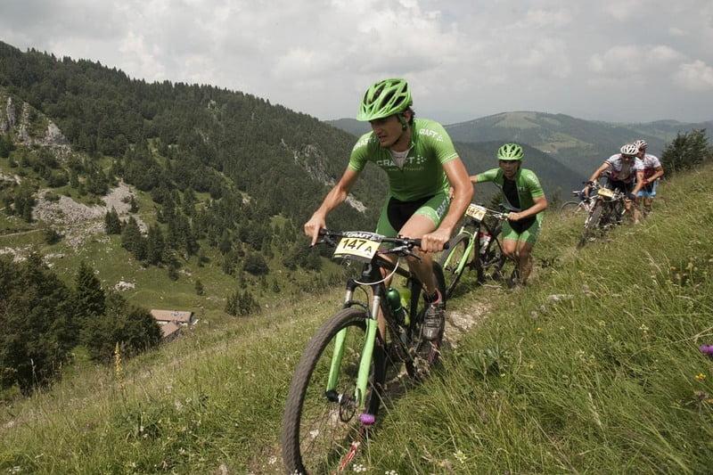 Transalp 2013;Etappe 06; San Martino di Castrozza - Crespo del G