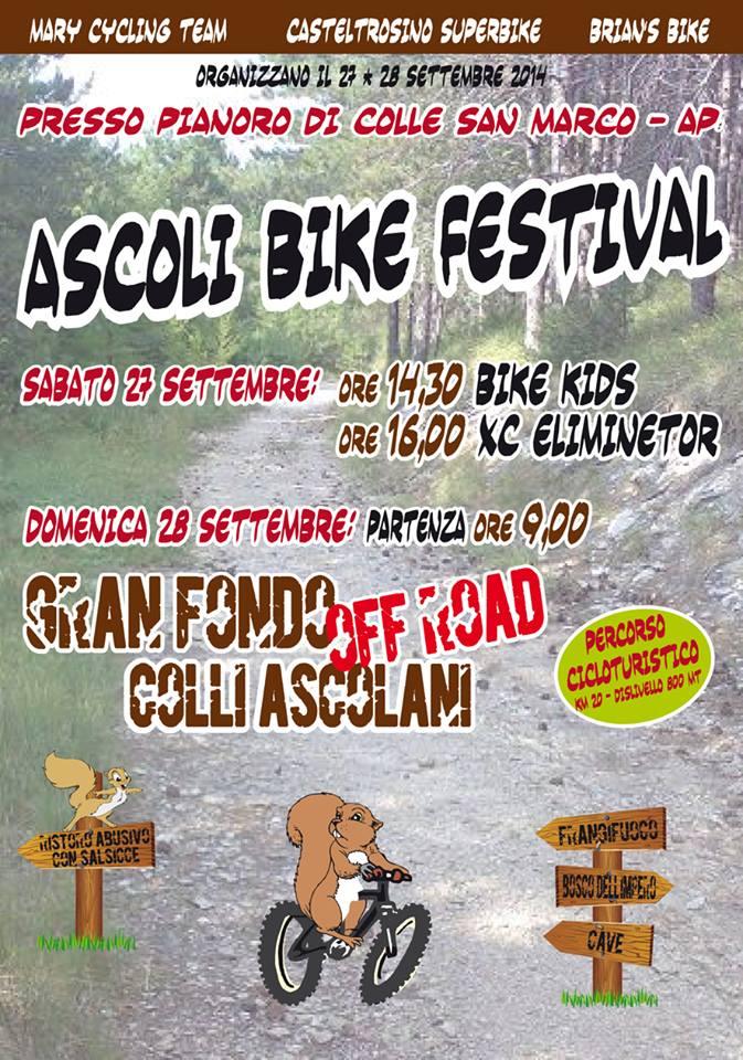 locandina gf ascoli off road