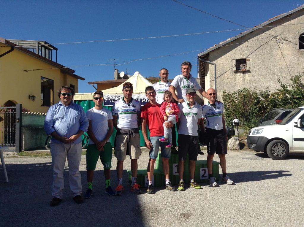 Campioni FCI L'Aquila cross country 2014 Rampiraio