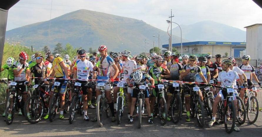 GF Lago di Fondi 2014 partenza