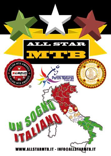 Logo All Star Mtb 2014