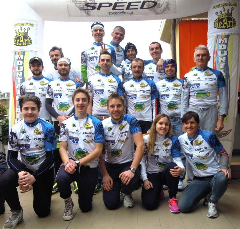 1^ Fratta Terme  Campioni  2015