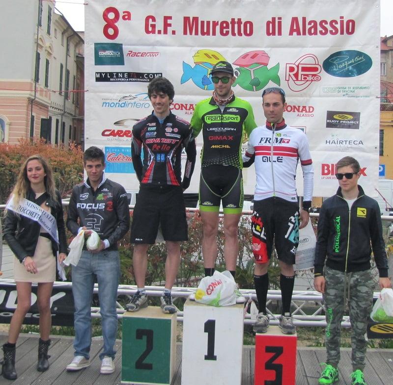 Alassio podio Elite