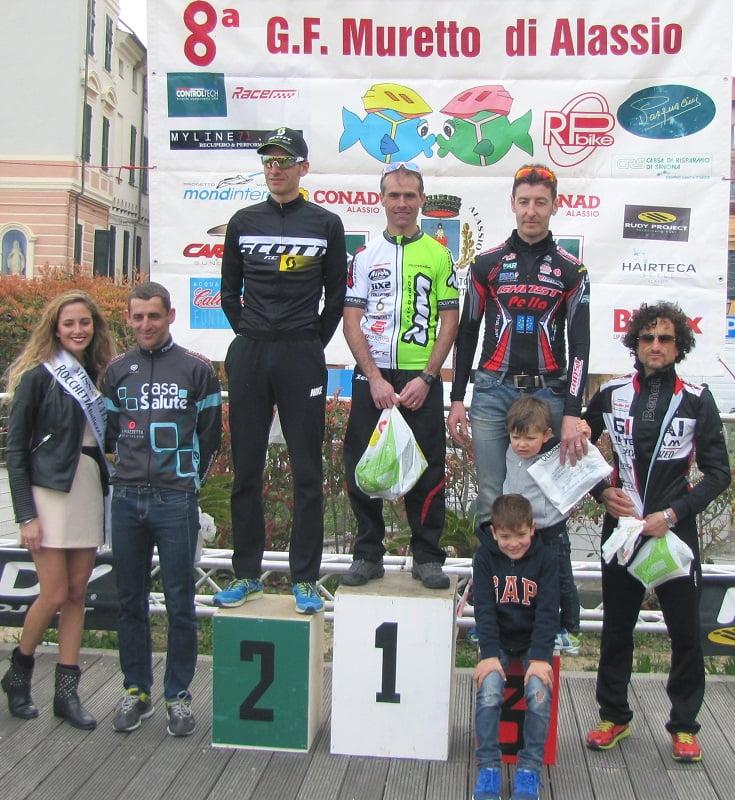 Alassio podio M3
