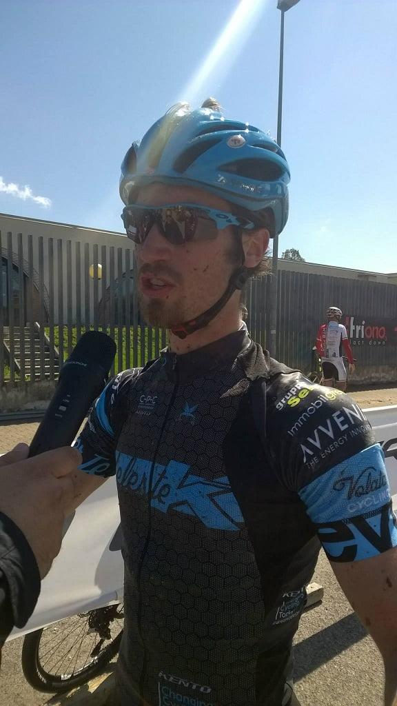 Marathon dei Monti Aurunci 2015 il vincitore Emanuele Crisi
