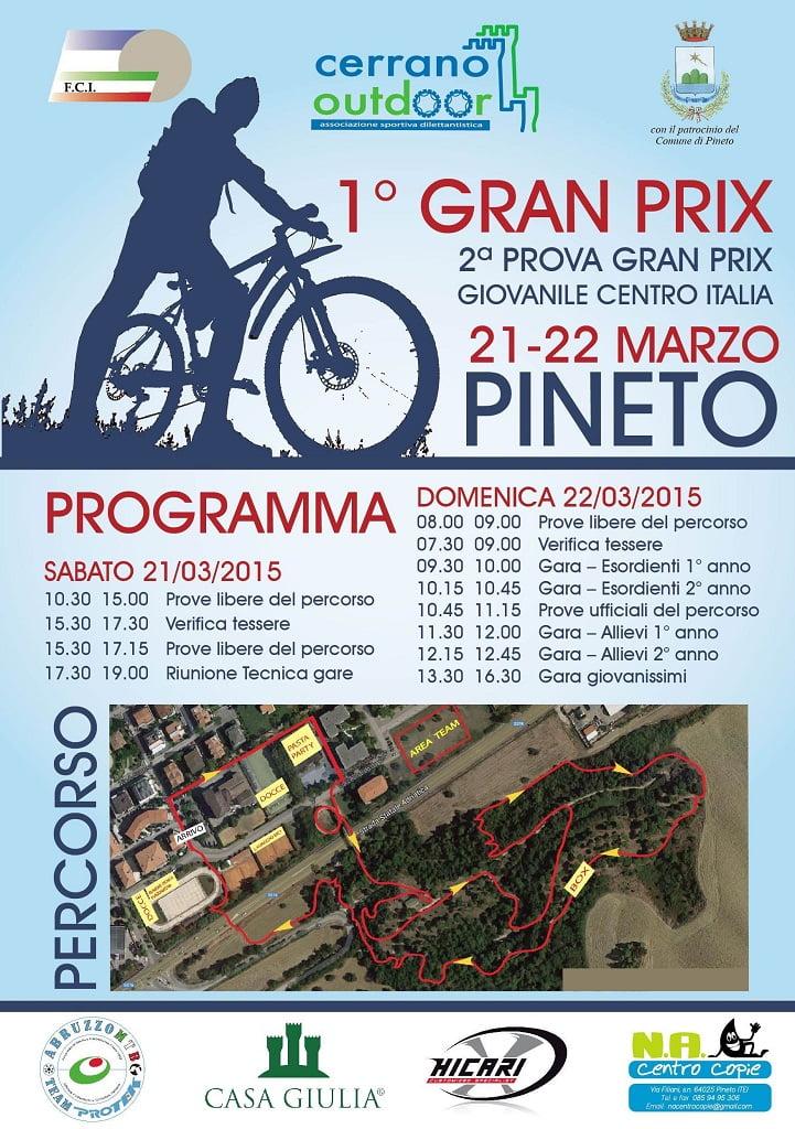 Pineto GP Giovanile 2015