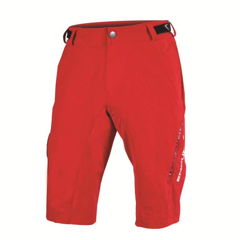Singletrack Lite Short red