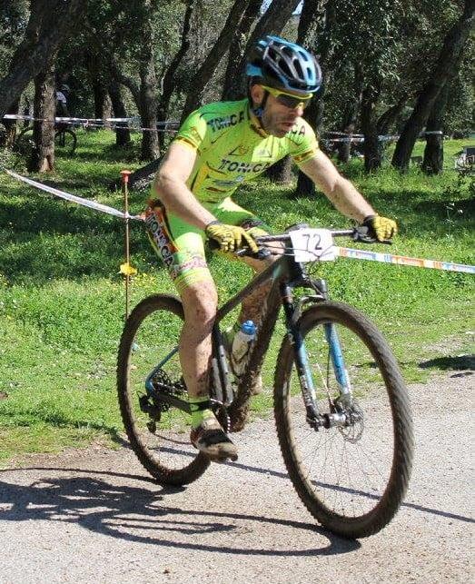 Federico Forti cross country pomezia