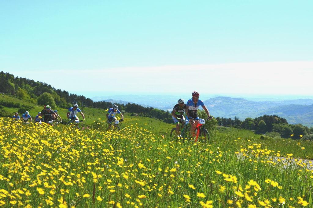2^ Monte Grimano  gara