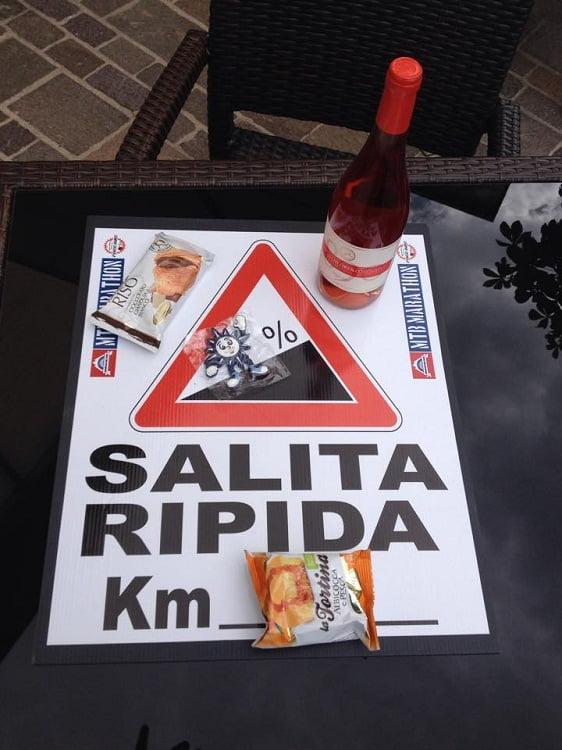 AmAbruzzo Marathon pacco gara