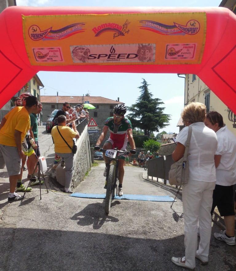 2^ Balze   Arrivo Fabrizio Pezzi