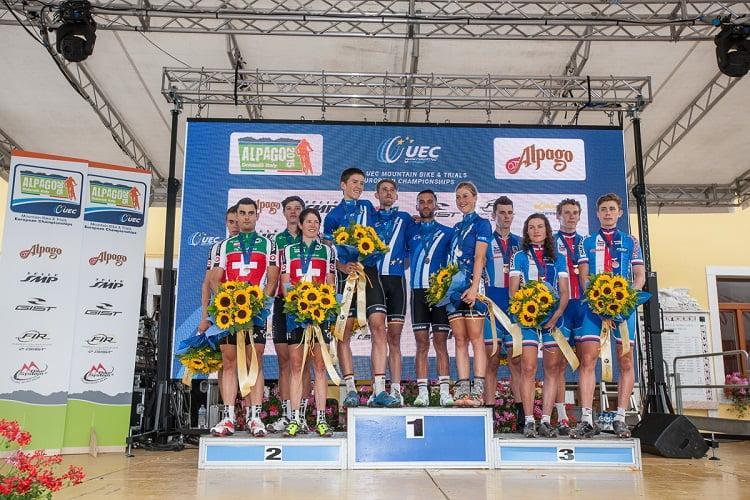 Team Relay-European Champs