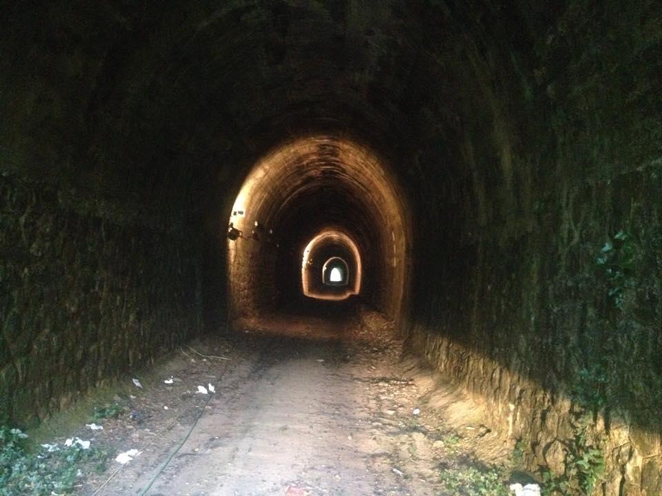 galleria ferrovia calabro-lucana