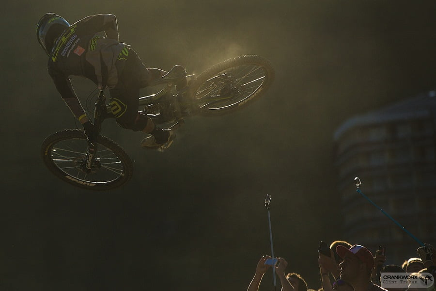 Bernardo Cruz (Photo by clint trahan/crankworx)
