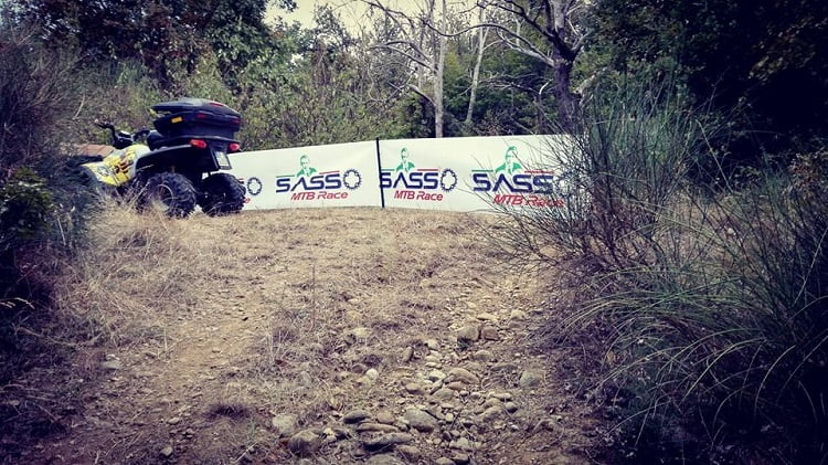 Percorso Sasso MTB Race