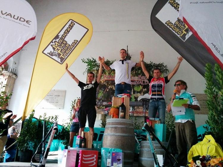 podio uomini 2014