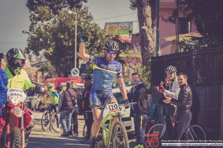 Trofeo Baia del Re 2016 arrivo David Lucertoni