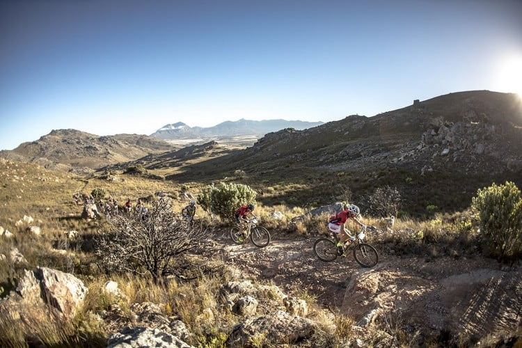Absa Cape Epic 2016 Stage 3 - Tulbagh to Wellington