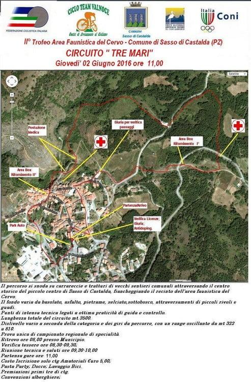 Locandina Trofeo Area Faunistica del Cervo 02062016