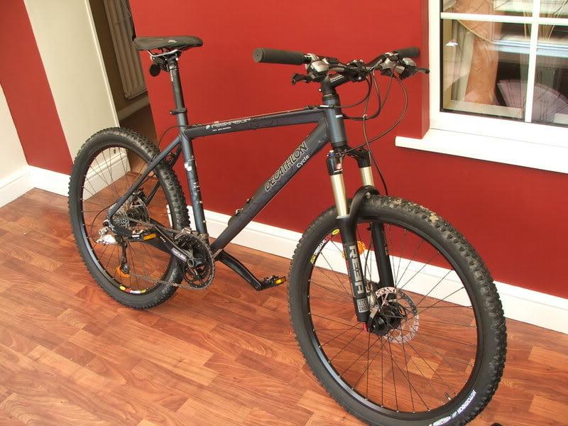 10 Anni Fa Decathlon Rockrider 82 Mtb Vcocom Mountain Bike
