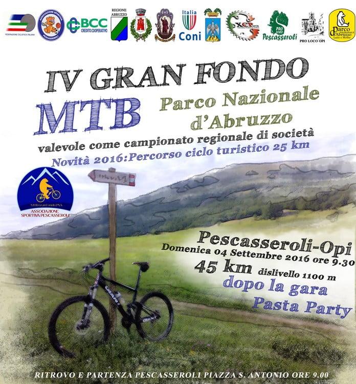 Granfondo Mtb PNA locandina 04092016