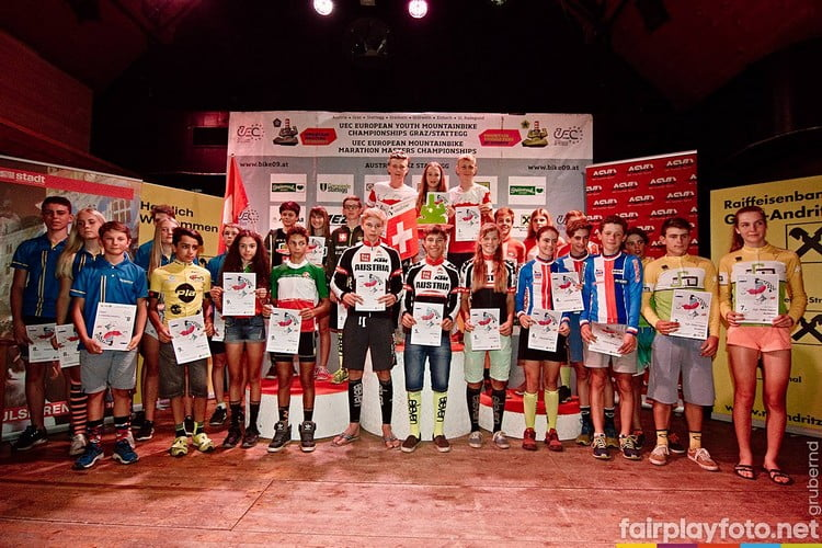 team relay u15