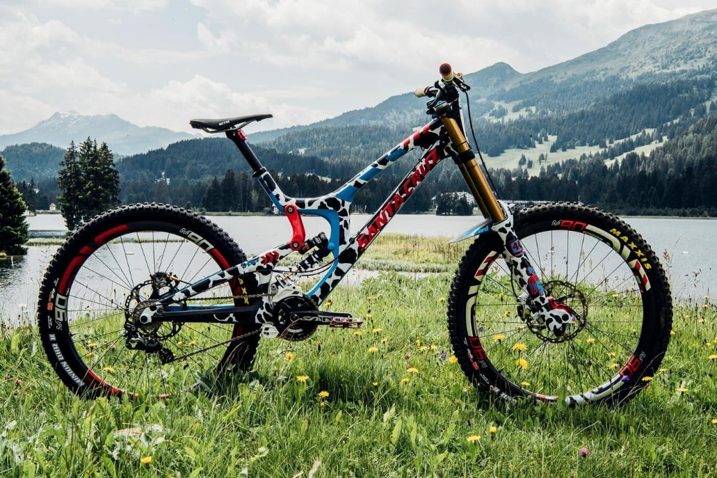 Le pi veloci e spettacolari bici da downhill 2016 mtb vco santacruz altavistaventures Image collections