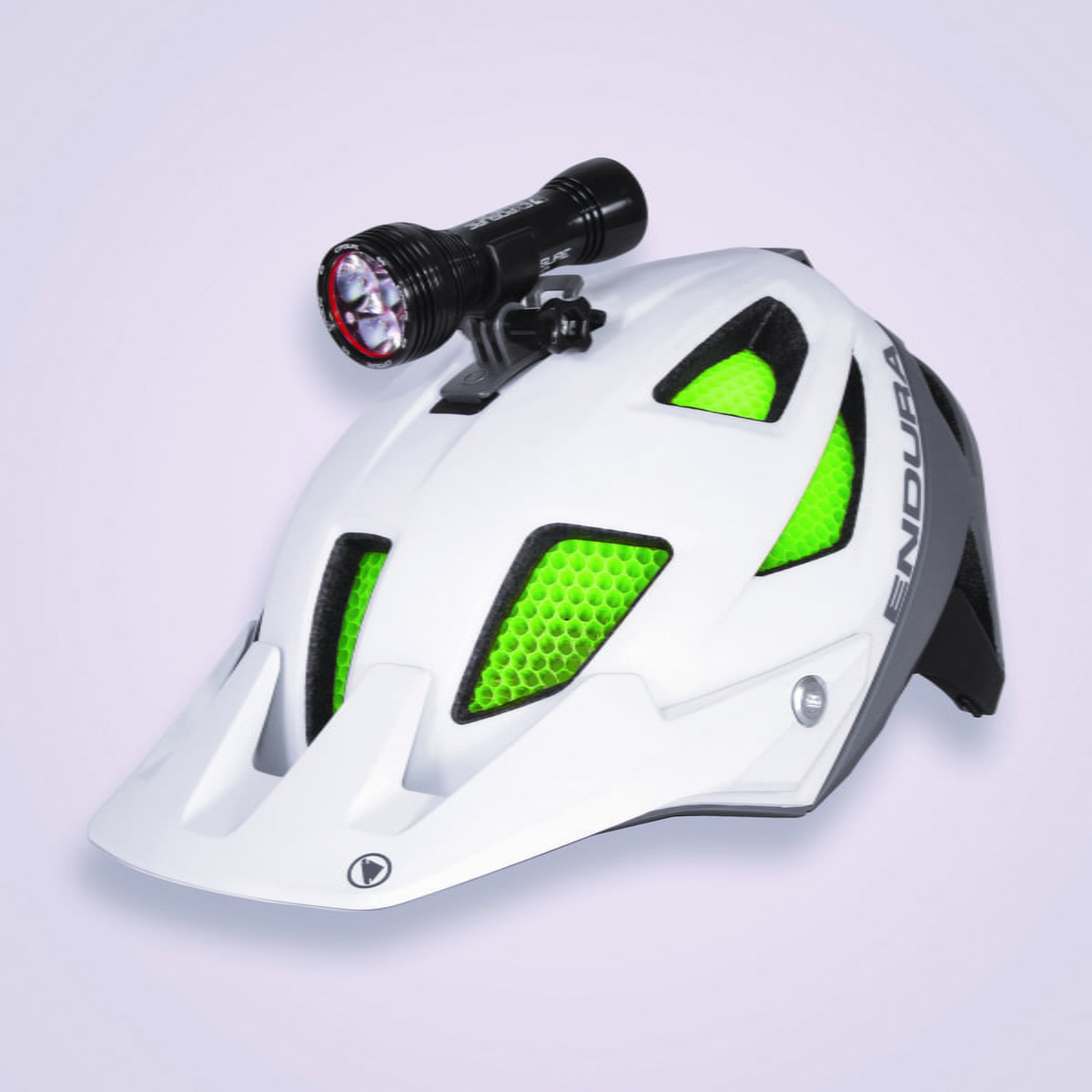 MT500 Helmet Accessory Mount with Light