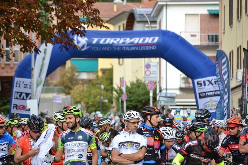 Sasso MTB Race - Partenza