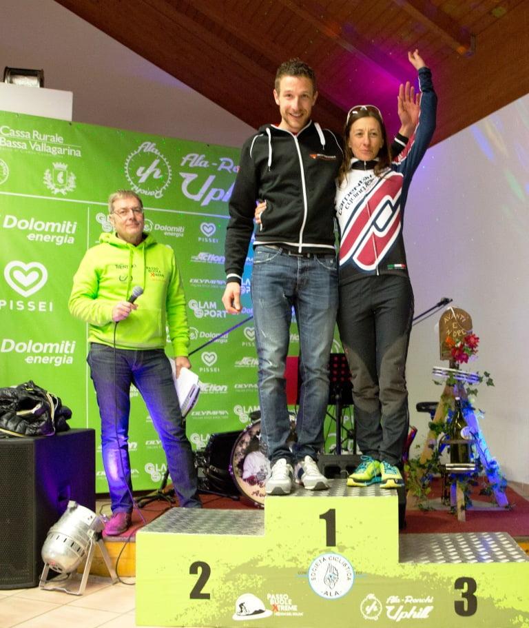 Depaul e Menapace vincitori 2016