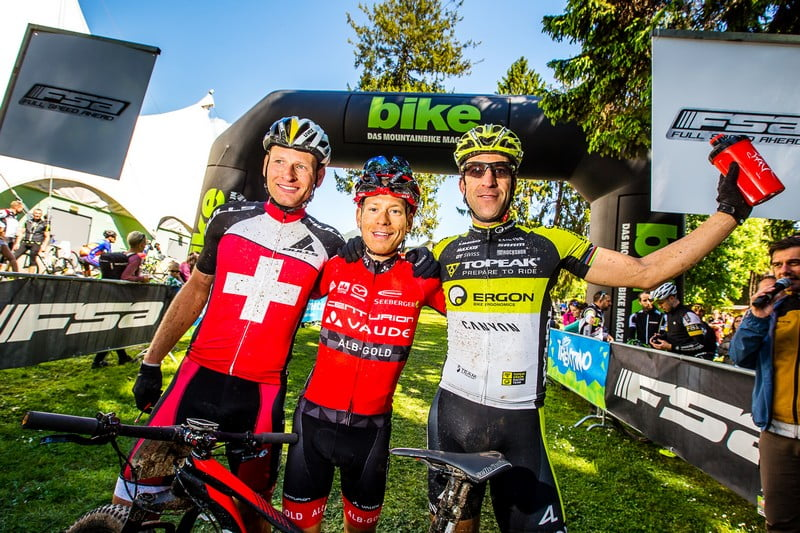 Ziener BIKE Festival Garda Trentino powered by FSA 2017