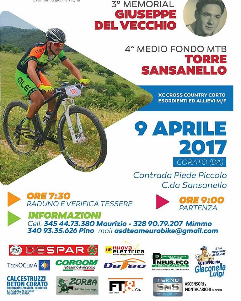 MF Sansanello-Memorial Del Vecchio 09042017 locandina