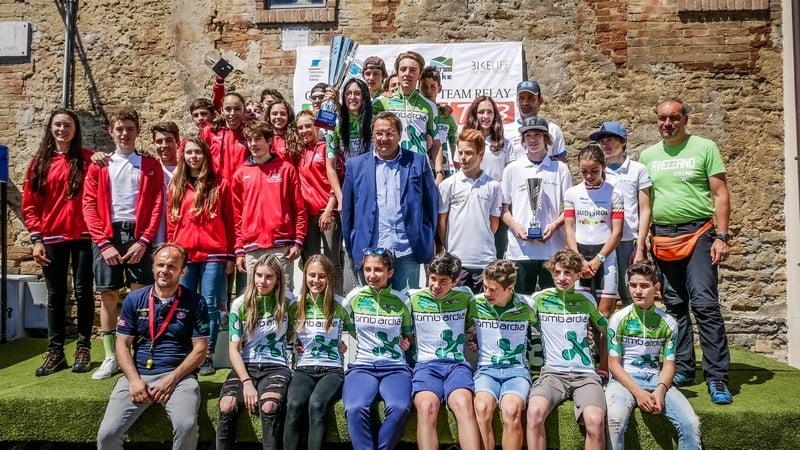 CIG Mtb Silvi 210502017 podio rappresentative