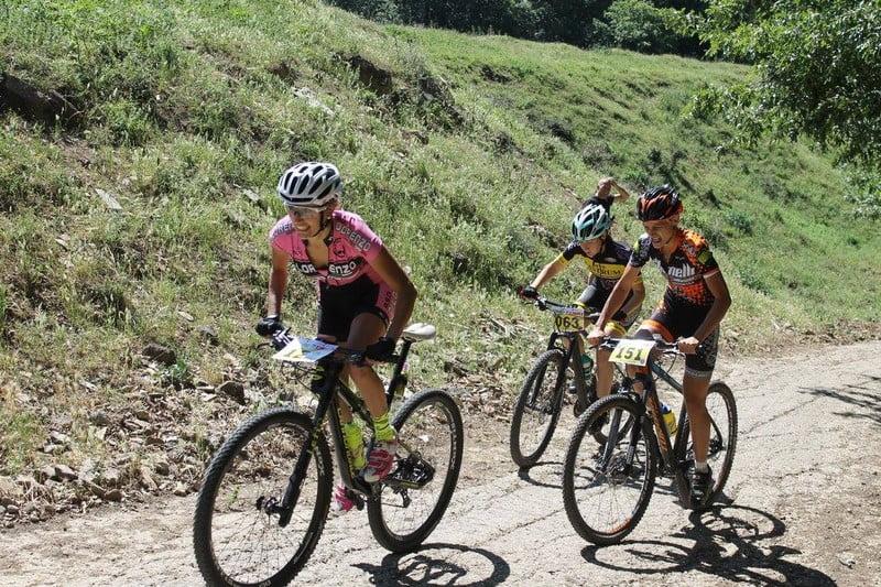 Cross Country Città di Mentana 280502017 partenza gara femminile