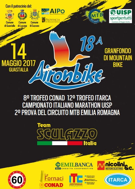 Volantino Aironbike