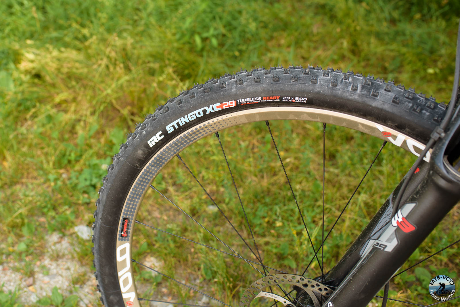 In test: IRC Stingo XC/G-Claw Tubeless Ready 29 x 2.0″