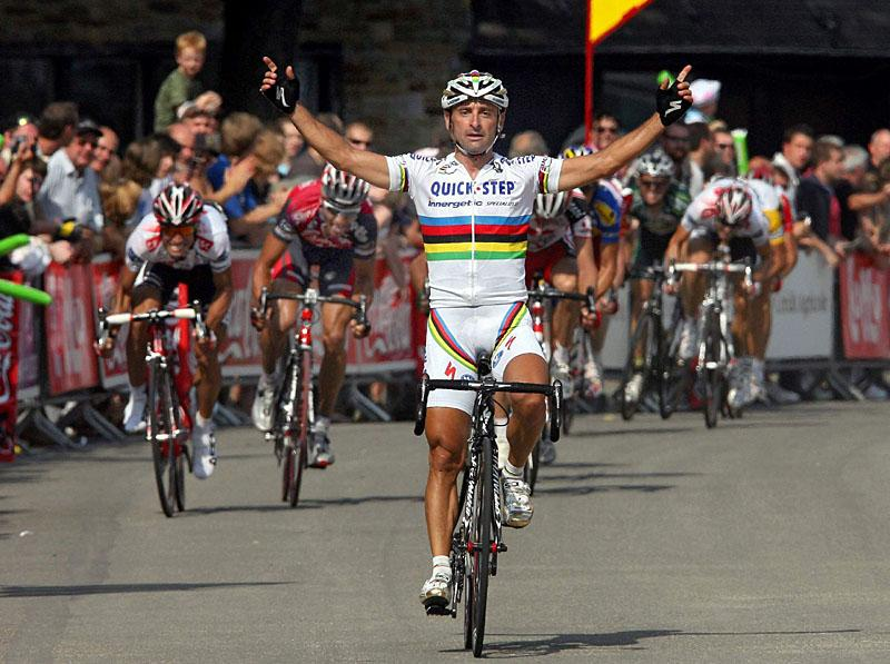 Namen -  - Tour de Wallone - - 2e etappe - Paolo Bettini (Quick Step)