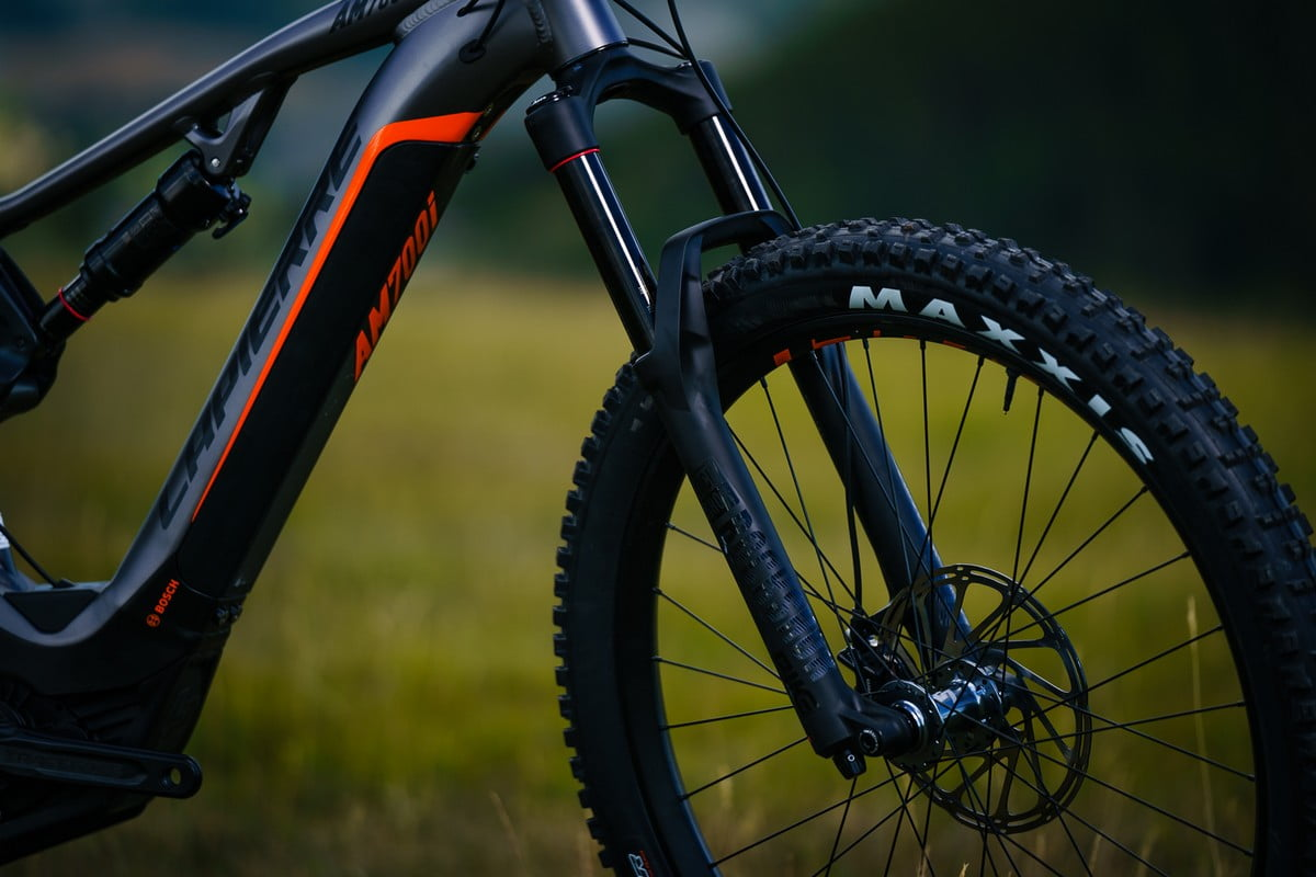 Lapierre Overvolt Intergrated launch. Valberg, France. July 2017. Photo by Matt Wragg