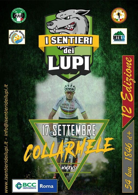 GF I Sentieri dei Lupi 17092017 locandina