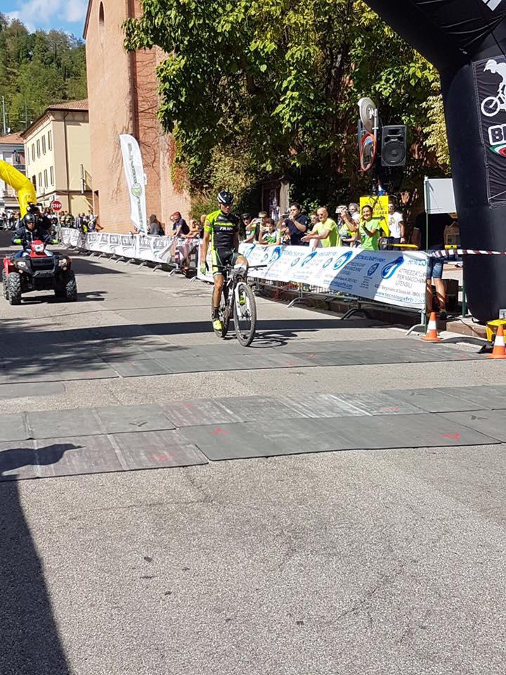 Sasso MTB Race - Leonardo Paez