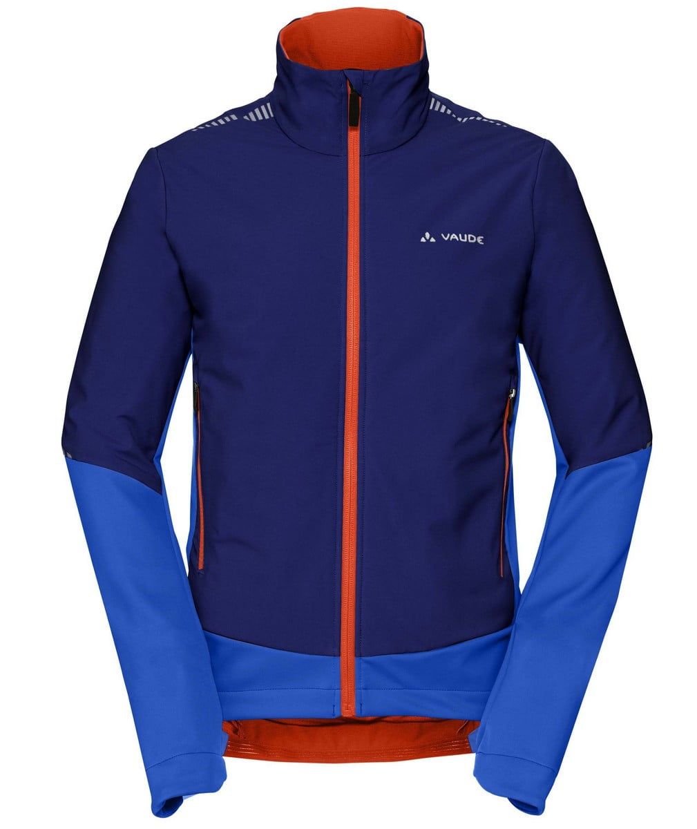 Vaude Mens Pro Insulation Jacket blue with Polartec Alpha