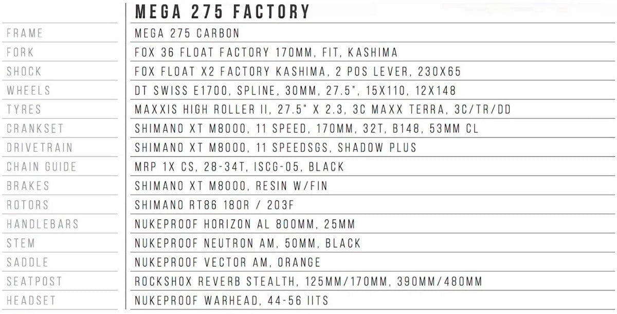 mega275-factory-spec