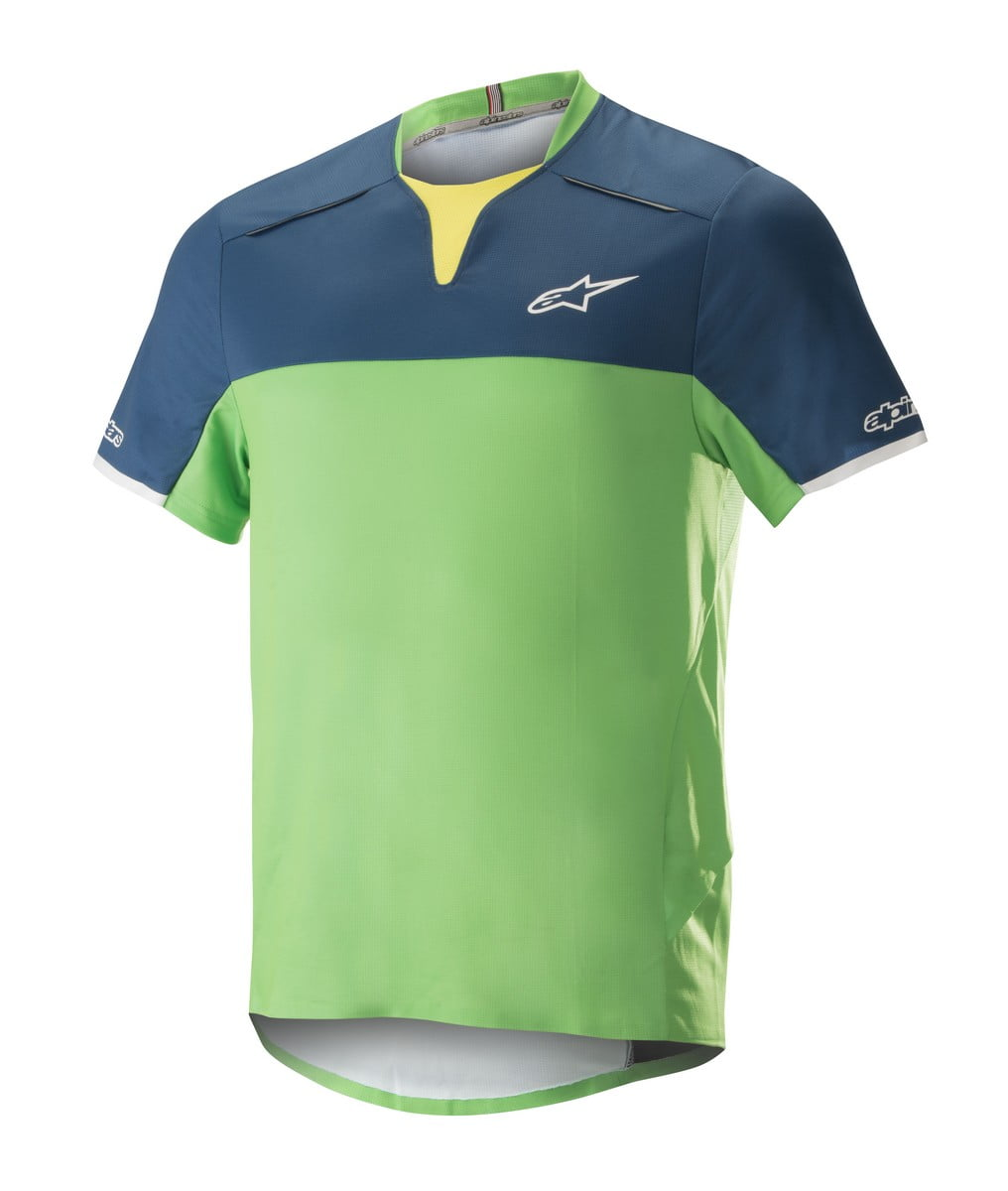 1766518_7096_DROP PRO SS jersey - BlueGreen