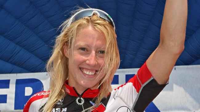 Ciclismo, morta l'ex campionessa Ilaria Rinaldi