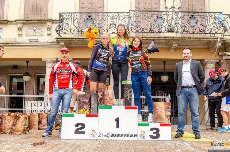 Trofeo d autunno 1 enrico franzoi e anna lirussi for Tomasella conegliano
