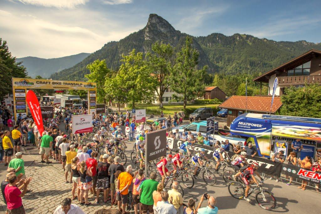 Start_Craft_BIKE_Transalp_powered_by_Sigma_2014__Stage_1_Oberammergau-Imst__98.70_km__2_2155_metres_in_elevation_gain_-__c__Henning_Angerer-5