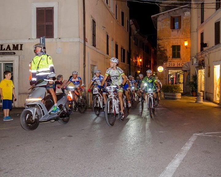 Burning Race 2014 tra le vie di Rieti