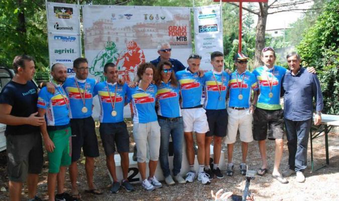 Vincitori Giro della Campania Off Road 2014