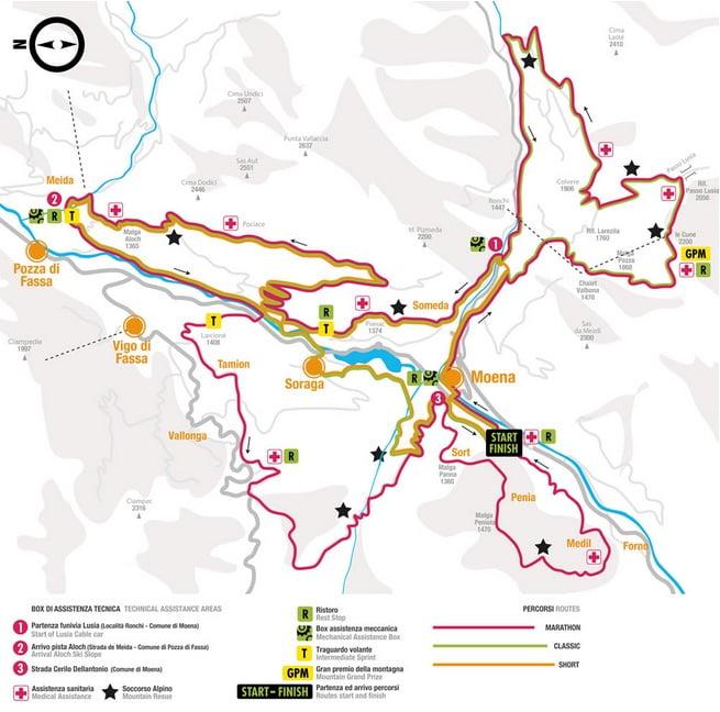 Val di Fassa Bike: Domenica si conclude il Marathon Tour | MTB-VCO ...
